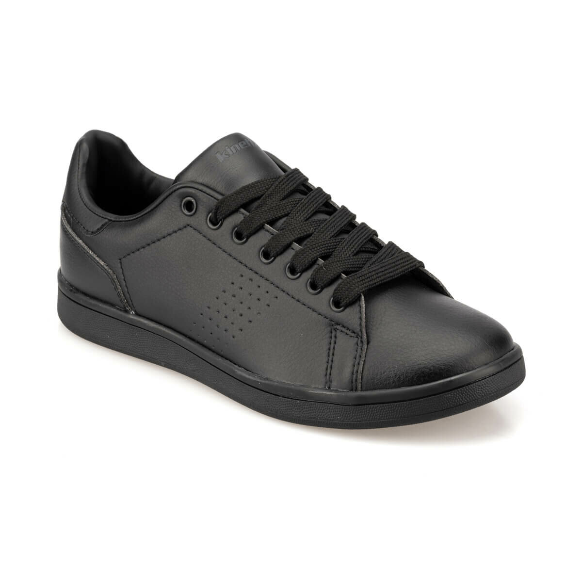 FLO PLAIN W 9PR Black Women 'S Sneaker Shoes KINETIX