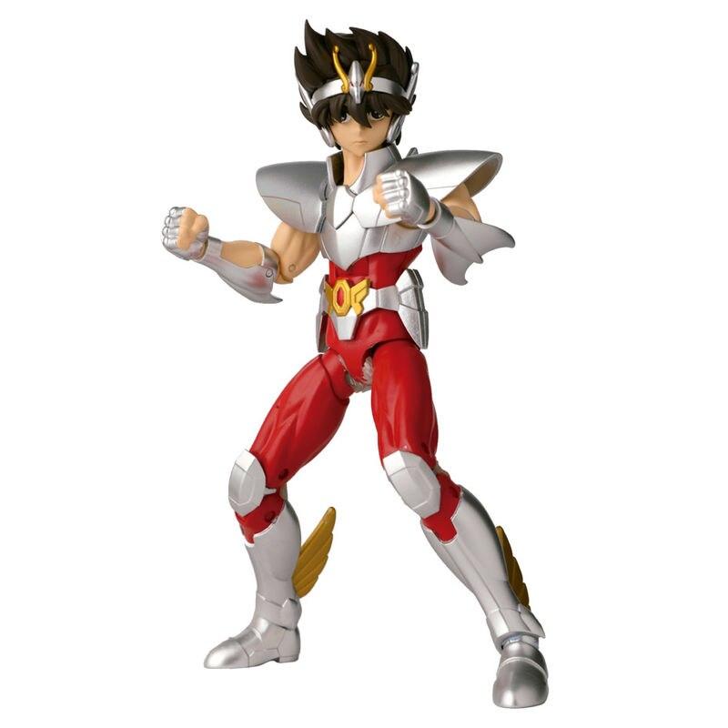 Posable Figure Pegasus Seiya Saint Seiya The Knights Of The Zodiac