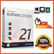 Usb-Hub A®shampoo Burning Studio 21 MULTILINGUAL ✅PREACTIVATED✅