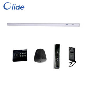 Olide Residential Automatic Sliding Door Operator/Automatic Patio Door Opener with Long Track of 2m