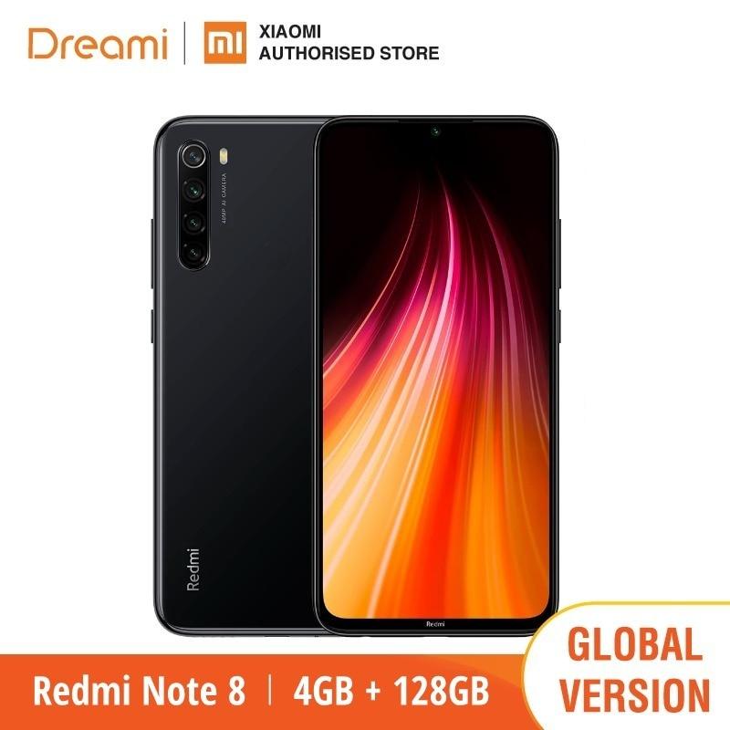 Xiaomi 128GB 4GB Adaptive Fast Charge Octa Core Fingerprint Recognition 48mp New Smartphone