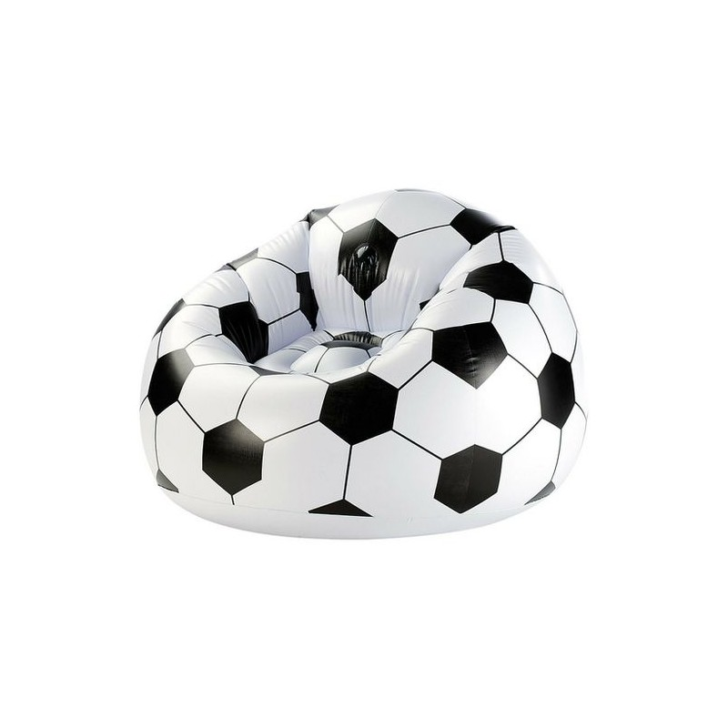 Inflatable Armchair Futbol 114x112x71 Cm.
