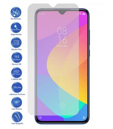 Protector De Pantalla Cristal Templado Vidrio 9H Premium Para Xiaomi MI 9 Lite