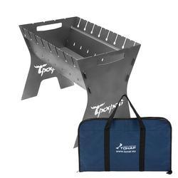 Мангал разборный Трофей (1,5мм, сумка) T-MT-01С