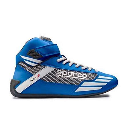 Chaussures Sparco Mercury Kb 3 Tg 48 bleu