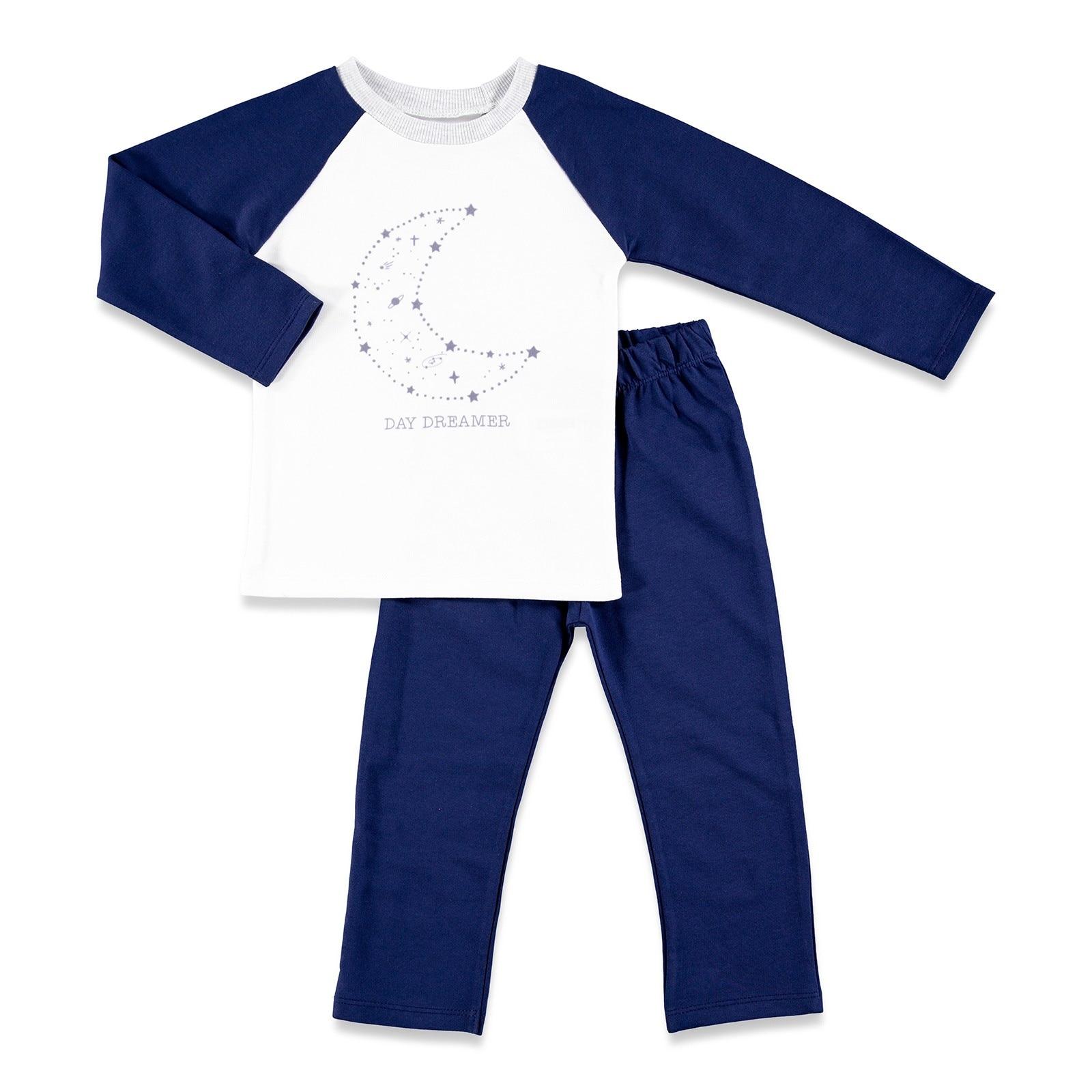 Ebebek Newborn Fashion Club Polar Adventure Baby Sweatshirt Set