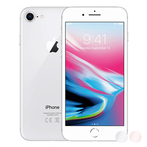 Smartphone Apple iPhone 8 4,7 Apple A11 Bionic 2 GB RAM 64 GB (Refurbished) image