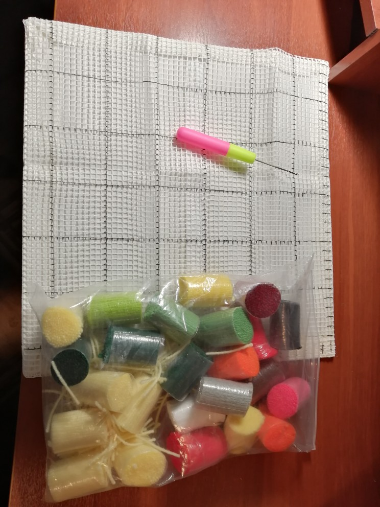-- Artesanal Material Pacote