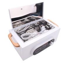 Профессиональный высокотемпературный стерилизатор, коробка для маникюрного салона, Портативный инструмент Sanitizing Box CH-360T
