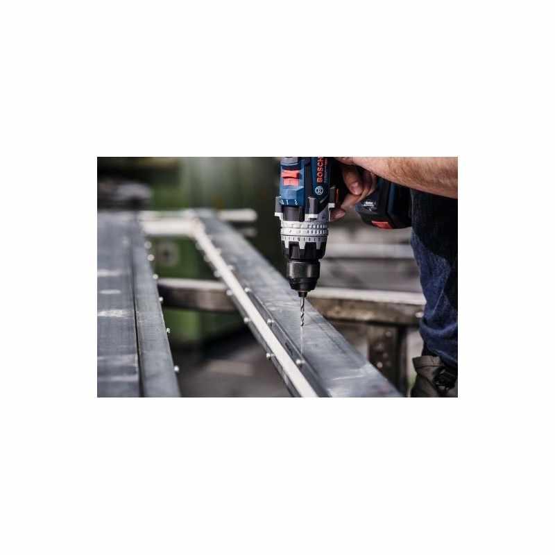 Bosch 2608577270 Metal Twist Drill HSS PointTeQ DIN 338 10,2 x 87 x 133 mm