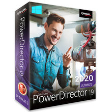 CyberLink PowerDirector Ultimate (2020) v19 полная версия Win/Mac