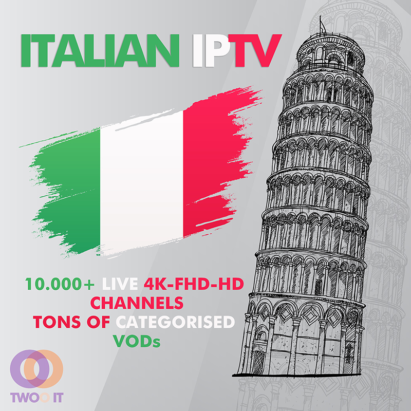 Suscripción IPTV italiana estable 4K-FHD-HD Live & Vod xxx iptv 56 + Suscripción de países para Smart TV M3U Europa italiano iptv