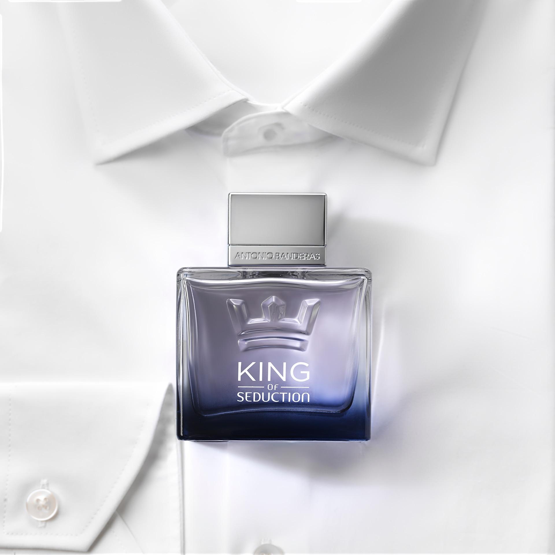 Perfume Antonio Banderas King Of Seduction Eau De Toilette Perfume 100 Ml