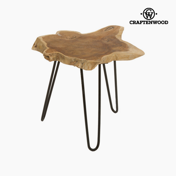 Kanton Wooden Side Table By Craftenwood