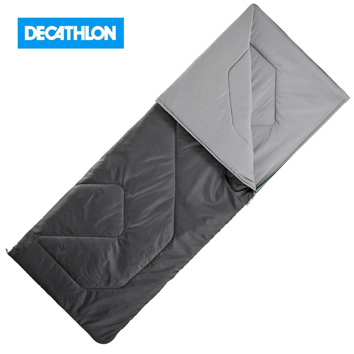 Спальный мешок для кемпинга ARPENAZ 15° QUECHUA x Decathlon|Спальные мешки| | АлиЭкспресс