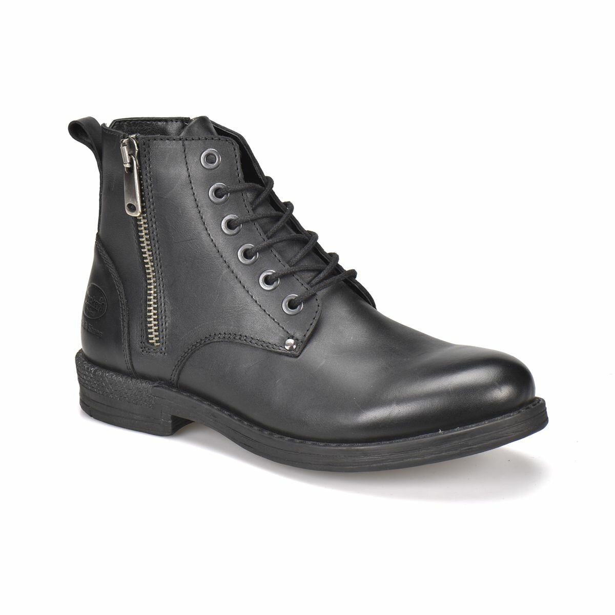 FLO 225261 Black Men Boots By Dockers The Gerle
