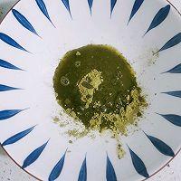 【低碳水】抹茶巴斯克芝士蛋糕~零难度‼️的做法图解5