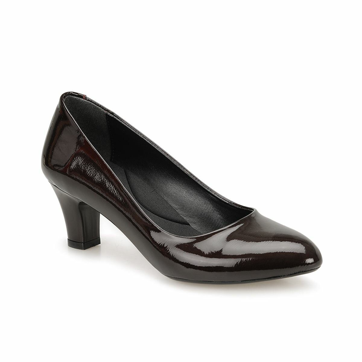 FLO 82.312092RZ Burgundy Women Gova Shoes Polaris