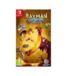 Legendy raymana: edycja ostateczna przełącz gry Nintendo Switch Ubisoft S.A. W wieku od 7 +|Oferty dla graczy|   -