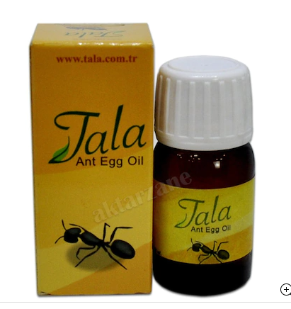 TALA ANT EGG OIL PERMANENT HAİR REMOVAL 20ML