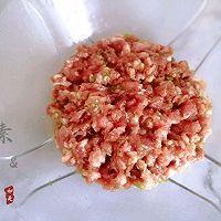 鲜美多汁的芹菜虾仁猪肉水饺#太太乐鲜鸡汁芝麻香油#的做法图解4
