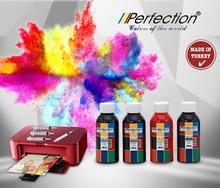 Alta qualidade cartucho de tinta reenchimento kit para canon pixma g1400 impressora a jato tinta