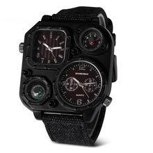 Часы наручные мужские с компасом Многофункциональные цифровые