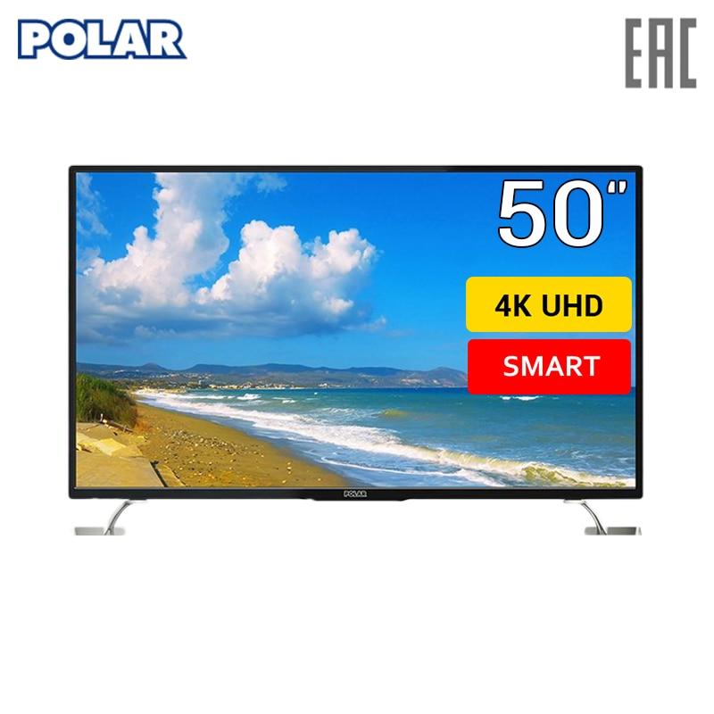 LED Television POLAR P50L34T2CSM Consumer Electronics Home Audio Video Equipments Smart TV audio video cable buro 485559 consumer electronics accessories