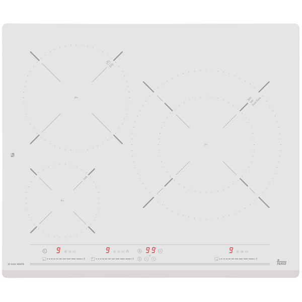 Induction Hot Plate Teka IZ6320 60 cm|Cooktops| |  - title=