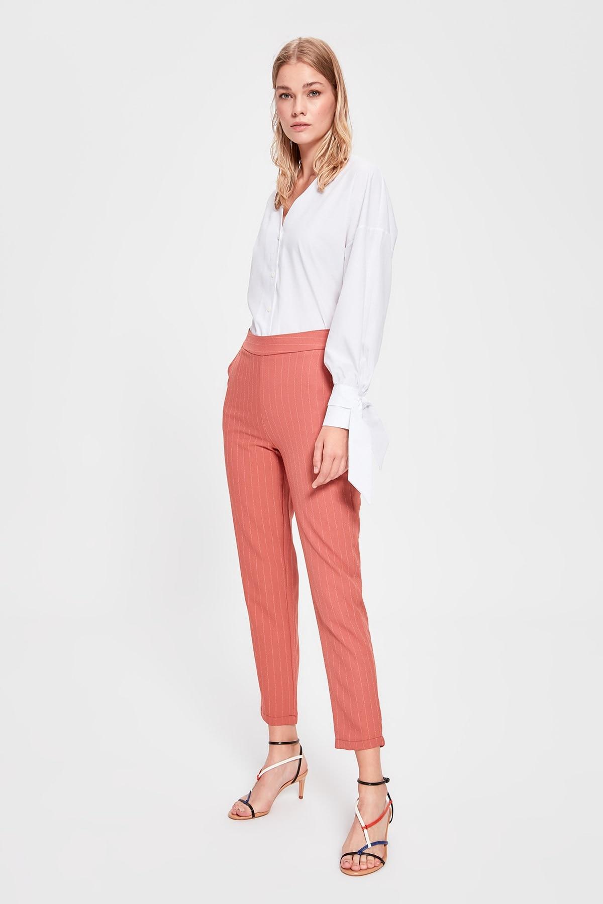 Trendyol Striped Pants TWOAW20PL0279