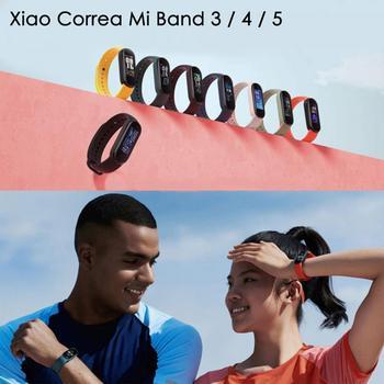 Correas baratas para reloj inteligente Xiaomi Mi Band 3, Mi Band 4 y Mi Band 5