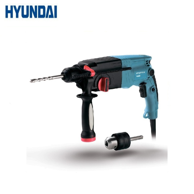 Perforator HYUNDAI H 900 EXPERT Heavy Impact Concrete Breaker Electric Drill Industrial Power Tools Concrete Impact все цены