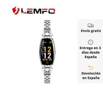 LEMFO H8 Pulsera de Fitness Reloj Inteligente Deportivo para Mujer a Prueba de Agua Monitor de Ritmo Cardíaco AliExpress Plaza