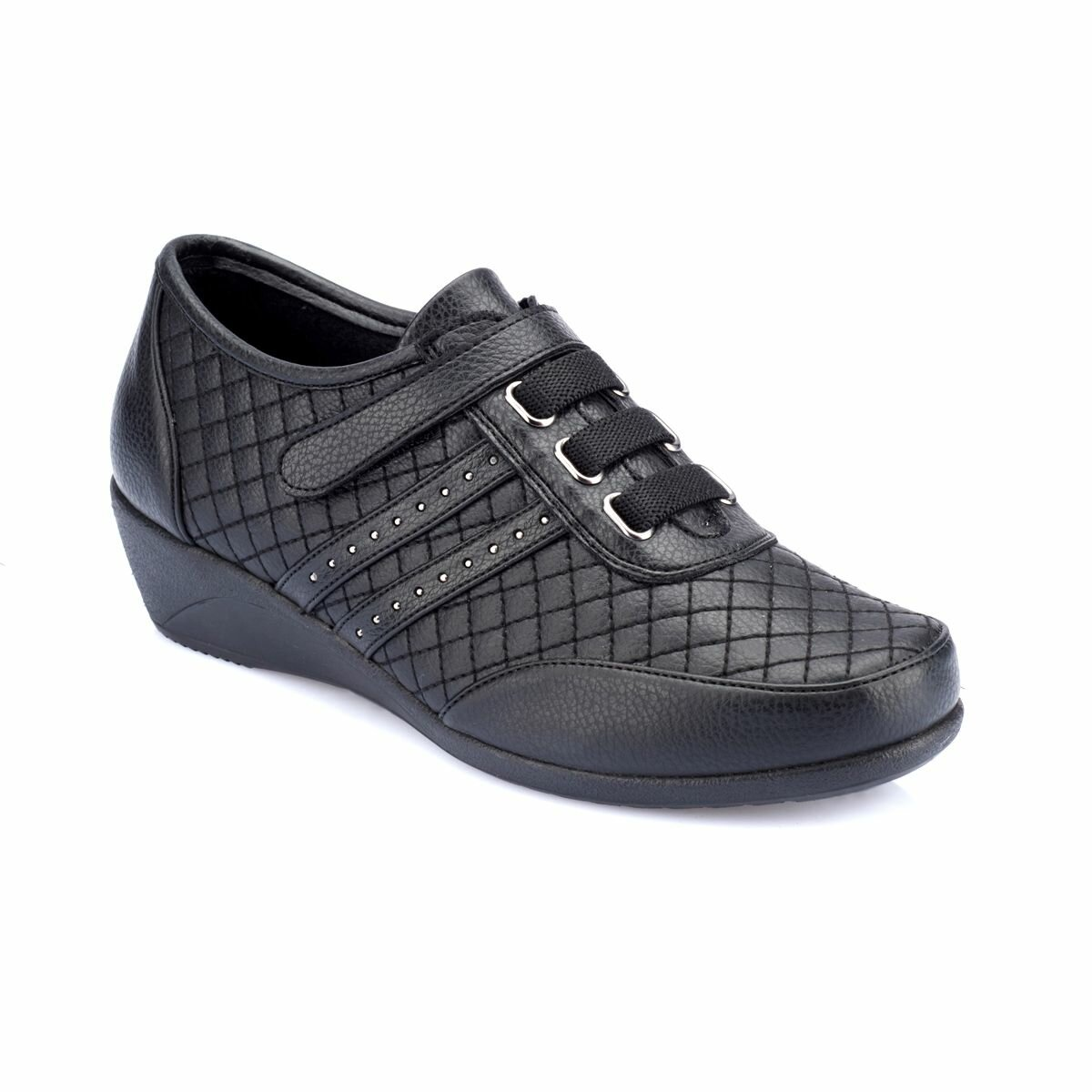 FLO 82. 156086.Z Black Women Shoes Polaris