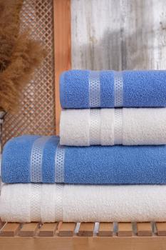 4 szt Ręcznik turecki zestaw 100 bawełny 2 szt Ręczniki kąpielowe i 2 szt Ręczniki zestaw   jakość hotelu i spa wysoce chłonna z turcji tanie i dobre opinie Lady Moda Zestaw ręczników Zwykły Tkane Prostokąt 900gr White-blue Quick-dry Można prać w pralce 20 s-25 s Plaid 100 bawełna
