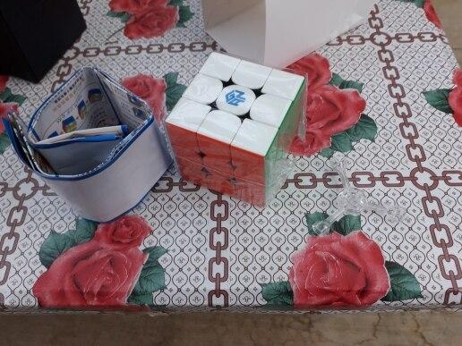 Cubos mágicos Quente Original Gan356