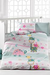 Die unechte 7Parça 100 Baumwolle Baby Schlaf Set