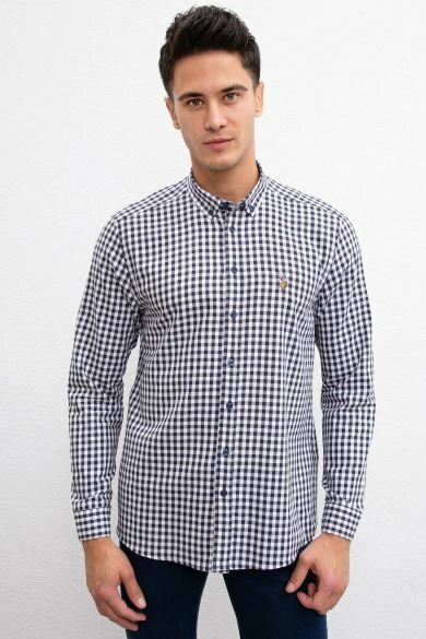 U.S. POLO ASSN. Square Regular Shirt