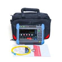 Komshine Optical Fiber OTDR Tester QX70 S Singlemode 32/30dB 1310nm/1550nm mit Spanisch Sprachen