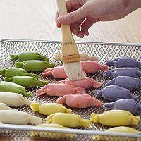 空气炸多彩糖果饺子的做法图解15