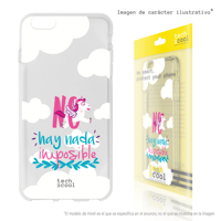 FunnyTech®Stand case for LG G6 Silicone Frase