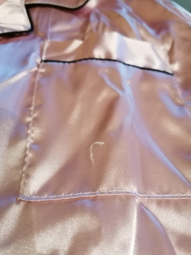 JULY'S SONG 2  Piece Autumn Women Sleepwear Faux Silk Satin Pajamas Set Long Sleeve Sleepwear Pajamas Suit Female Homewear