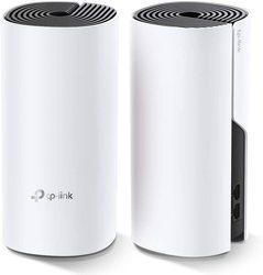 TP Link design Deco E4 Dual Band Wi-Fi Mesh System AC1200 Pack 2