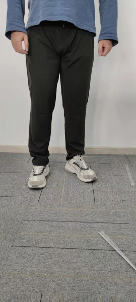 Breathable Slim Elasticity Trouser photo review