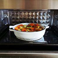 #福气年夜菜#低卡美味~做法简单~烤蔬菜的做法图解7