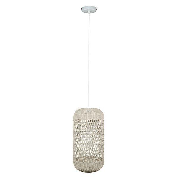 Ceiling Light Natural ratan (31 X 31 x 62 cm) Pendant Lights    - title=