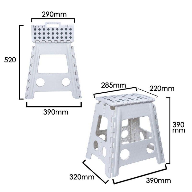 Folding Stool 29x22x39 Cm.