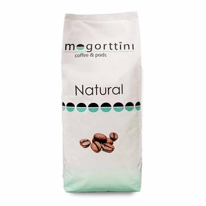 Mogorttini Natural, coffee beans 1 kilo. Arabica and robust washed