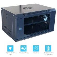 Сетевой серверный шкаф телекоммуникационный провода камера наблюдения