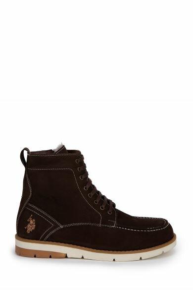 U.S. POLO ASSN. Men's Brown Shoes